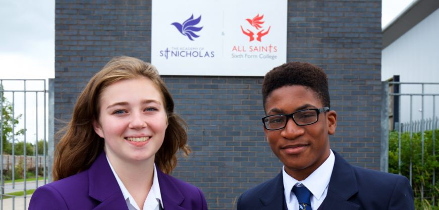 The Academy of St Nicholas New School Liverpool Educate
