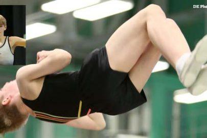 Gymnast Jacob Kelly Educate Magazine Rainford High School