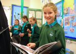 Reading Rocks The District CE School St Helens