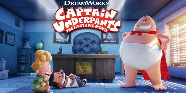 Captain Underpants Educate Magazine Film Review