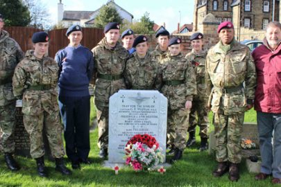 St Mary's College Educate Magazine Remembrance Sunday
