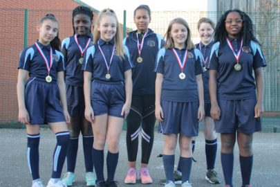 Academy of St Francis Assisi Educate Magazine Netball