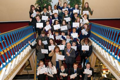 Attendance Awards educate Magazine Liverpool Learning Partnership