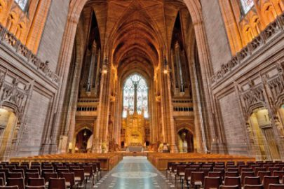 Liverpool Cathedral Educate Magazine Sleep-out