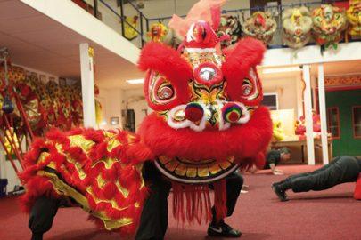 Chinese New Year Educate Magazine