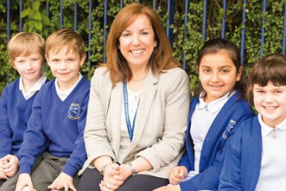 Cronton Primary School Educate Magazine Department for Education