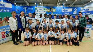 Federation of Cuthbert's and St Sebastian's and St clinched the trophy!