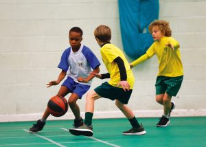 Liverpool School Sports Partnership Educate Magazine Basketball