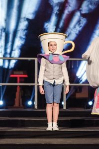 Grace Parker (Year 8) as Chip