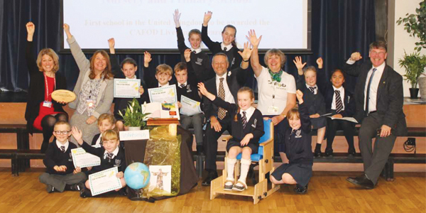 Our Lady of Lourdes Primary Educate Magazine Cafod