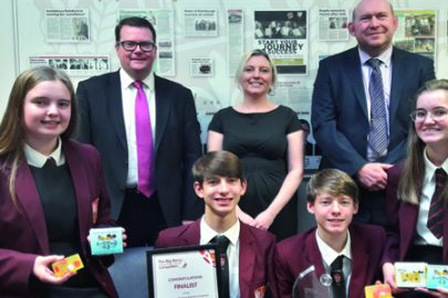 Rainford High Educate Magazine Conor McGinn MP