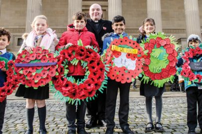 Nicholas and Pleasant Street Primary educate Magazine Remembrance
