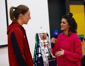 Park Brow Primary School Educate Magazine Womens FA Cup