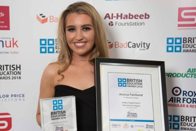 Winstanley College Educate Magazine The British Education Awards