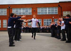 Mr Peter Kelly Educate Magazine Sports Relief