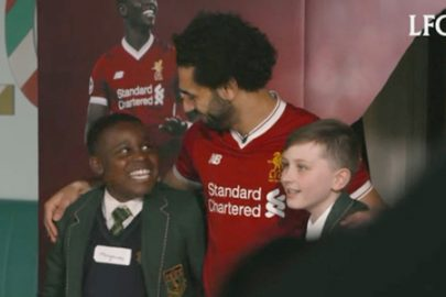 Alsop High School Educate Magazine Mo Salah