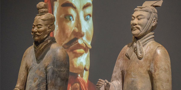 Terracota Warriors Educate Magazine Liverpool World Museum