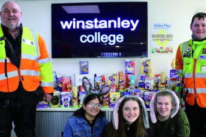 Winstanley College Educate Magazine Alder Hey