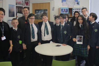 Academy of St Francis of Assisi Educate Magazine Paul McGann