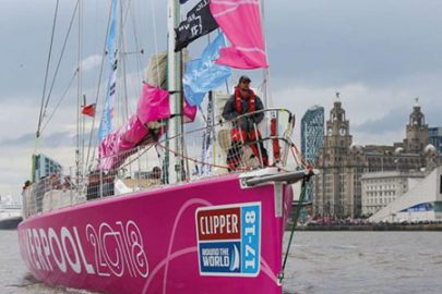 Clipper Round the World Yacht Race Educate Magazine