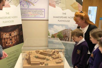 St John Fisher Primary Educate Magazine Shakespeare North