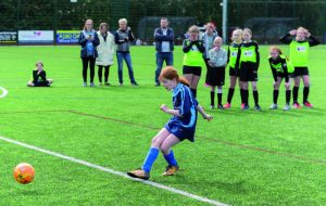 Girls football week