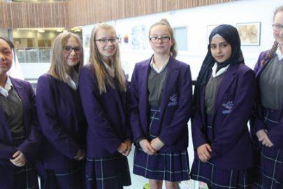 Academy of St Nicholas Educate Magazine Merseyside Young Medics programme