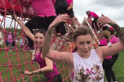 Race for Life: Pretty Muddy Kids Educate Magazine What's On