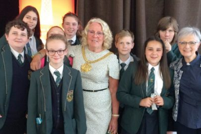 Alsop High School Educate Magazine Lord Mayor of Liverpool