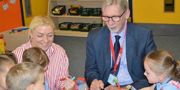 Park Brow School Educate Magazine EasyPeasy