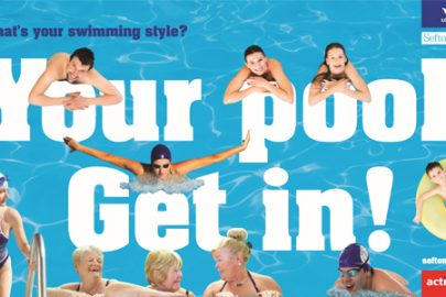 Your pool get in Educate Magazine