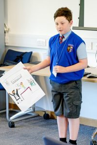 St Francis de Sales pupils experience the world of work
