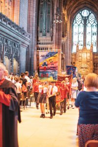Liverpool Cathedral Educate Magazine Year 6 Moving On Mass