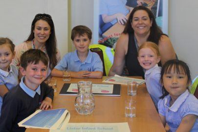 Lister Infant School Educate Magazine Dragons Den