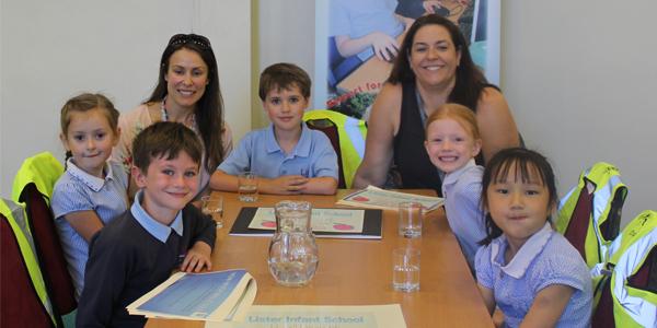 Lister Infant School Educate Magazine Dragons Den
