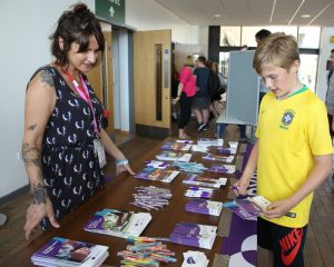 Rainford High School Educate Magazine Mental Health Day