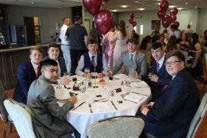 St Cuthberts Catholic High School Educate Magazine Prom Night 2018