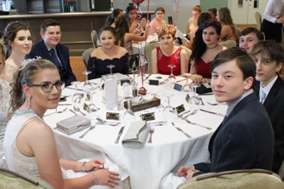 St Cuthbert's Catholic High School Educate Magazine Prom Night