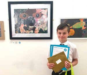 dot art Educate Magazine Art Competition