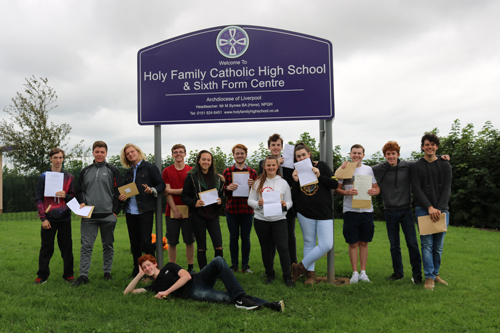 Holy Family Catholic High School