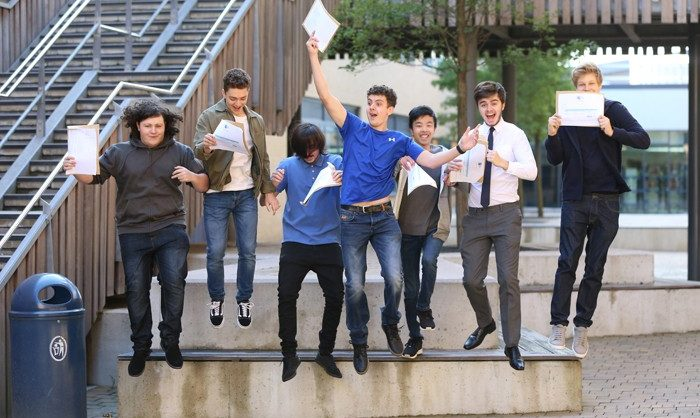 Liverpool A Level Provisional Figures
