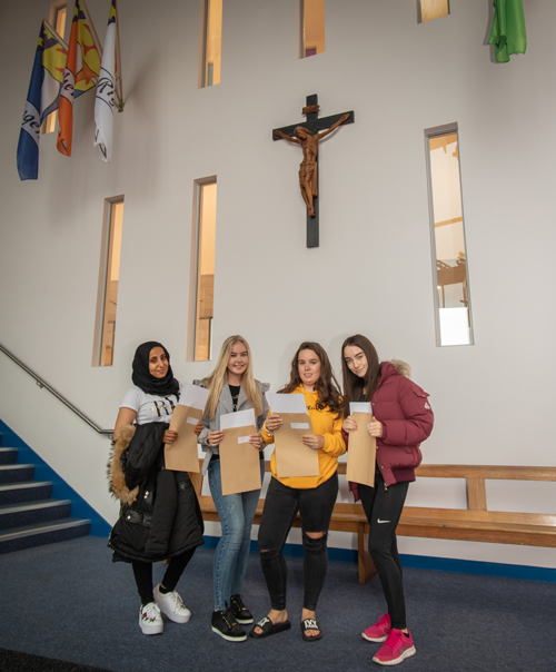 St Julie's Catholic High School