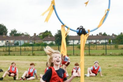 Hope Primary School Educate Magazine Quidditch
