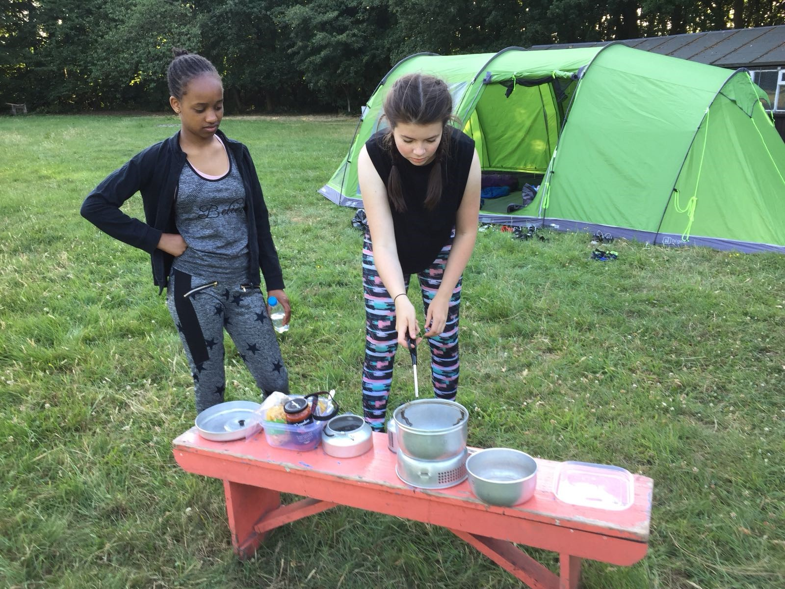 DofE funding helps ASFA students learn life-changing skills