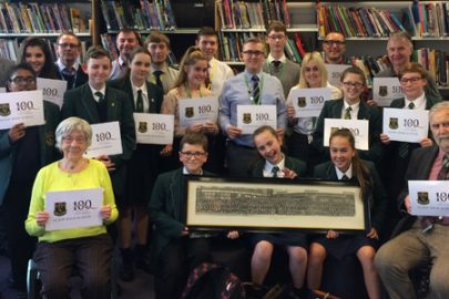 Alsop High School Educate Magazine Centenary