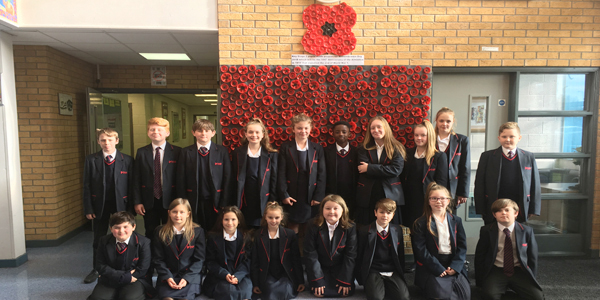 Fazakerley High School Educate Magazine Poppies