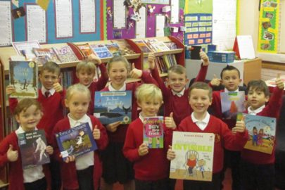 Ashurst Primary School Educate Magazine Phonics