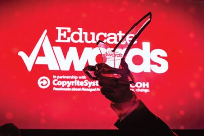 The Educate Awards 2019 Educate Magazine