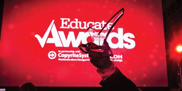 The Educate Awards 2019 Educate Magazine