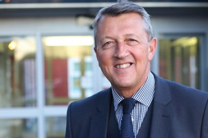 Mark O'Shaughnessy Formby Educate MagazineHigh School